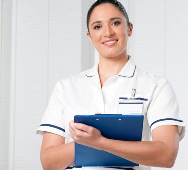 Enfermera Aplicacionista